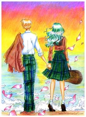 Haru & Michi